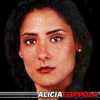 Alicia Coppola  Actrice