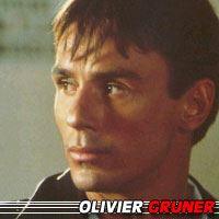 Olivier Gruner  Acteur