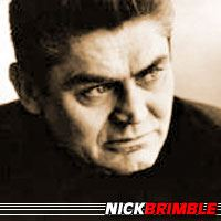 Nick Brimble  Acteur