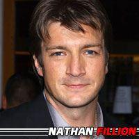 Nathan Fillion  Auteur, Acteur, Doubleur (voix)
