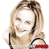 Jen Apgar  Actrice