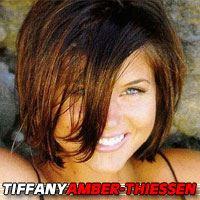 Tiffany-Amber Thiessen