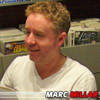 Mark Millar  Producteur exécutif, Scénariste