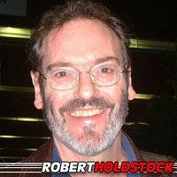 Robert Holdstock  Auteur