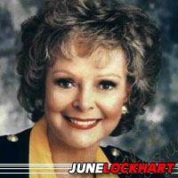 June Lockhart  Actrice