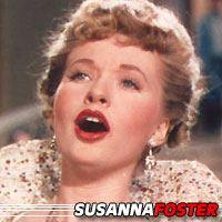 Susanna Foster