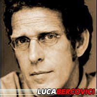 Luca Bercovici  Réalisateur, Scénariste, Acteur