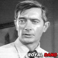 Royal Dano  Acteur