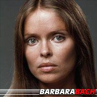 Barbara Bach  Actrice