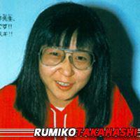 Rumiko Takahashi  Mangaka