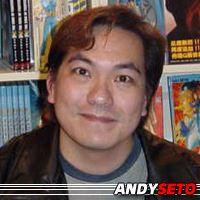 Andy Seto  Scénariste, Mangaka