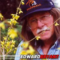 Edward Bryant  Auteur