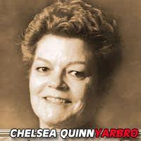 Chelsea Quinn Yarbro  Auteure