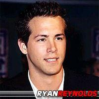 Ryan Reynolds  Producteur, Acteur, Doubleur (voix)