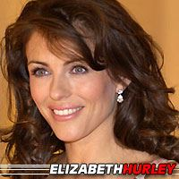 Elizabeth Hurley  Actrice