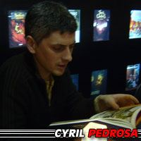 Cyril Pedrosa  Dessinateur