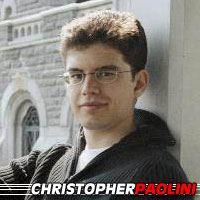 Christopher Paolini  Auteur
