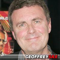 Geoffrey Sax