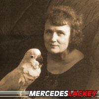 Mercedes Lackey  Auteure