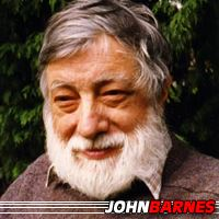 John Barnes  Auteur