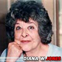 Diana W. Jones  Auteure