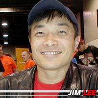 Jim Lee  Dessinateur