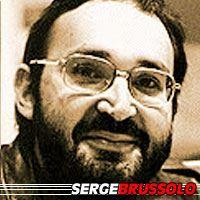 Serge Brussolo  Auteur