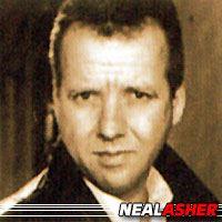 Neal Asher  Auteur