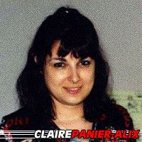 Claire Panier-Alix