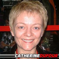 Catherine Dufour  Auteure