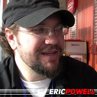 Eric Powell  Scénariste, Dessinateur
