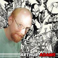 Arthur Adams  Dessinateur