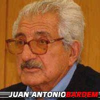 Juan Antonio Bardem  Réalisateur, Acteur