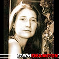 Steph Swainston
