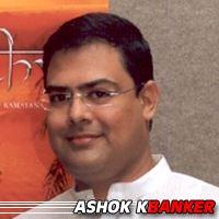 Ashok-K Banker  Auteur