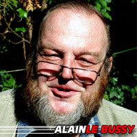 Alain Le Bussy  Auteur