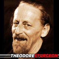 Theodore Sturgeon  Auteur