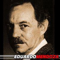 Edouardo Mendoza