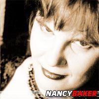 Nancy Baker  Auteure