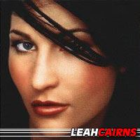 Leah Cairns  Actrice