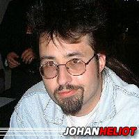 Johan Heliot  Auteur