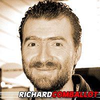 Richard Comballot  Auteur