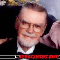 Lyon Sprague De Camp  Auteur