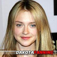 Dakota Fanning  Actrice, Doubleuse (voix)