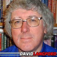 David Langford  Auteur