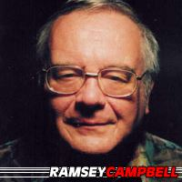 Ramsey Campbell  Auteur