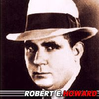 Robert E. Howard  Auteur