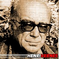 Henri Vernes  Auteur, Scénariste
