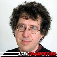 Joël Champetier  Auteur