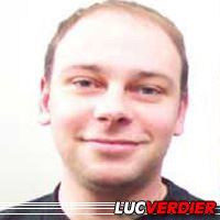 Luc Verdier  Auteur